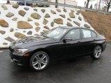 2015 Jet Black BMW 3 Series 328i xDrive Sedan #100190888