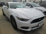 2015 Oxford White Ford Mustang EcoBoost Coupe #100190751