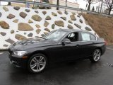 2015 Jet Black BMW 3 Series 335i xDrive Sedan #100190879