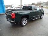 2015 Chevrolet Silverado 1500 Rainforest Green Metallic