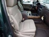 2015 Chevrolet Silverado 1500 LTZ Double Cab 4x4 Front Seat