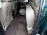 2015 Chevrolet Silverado 1500 LTZ Double Cab 4x4 Rear Seat