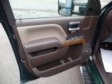 2015 Chevrolet Silverado 1500 LTZ Double Cab 4x4 Door Panel