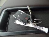 2015 Chevrolet Silverado 1500 LTZ Double Cab 4x4 Keys