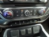 2015 Chevrolet Silverado 1500 LTZ Double Cab 4x4 Controls