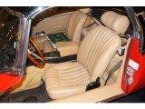 1974 Jaguar XKE Interiors