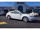 2014 Bright White Chrysler 200 LX Sedan #100208133