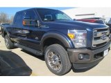 2015 Blue Jeans Ford F250 Super Duty Lariat Crew Cab 4x4 #100208081