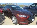2015 Bronze Fire Metallic Ford Fusion SE #100208080