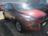 2015 Sunset Metallic Ford Escape S #100208079