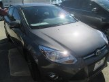 2014 Sterling Gray Ford Focus SE Hatchback #100208072
