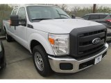 2015 Oxford White Ford F250 Super Duty XL Crew Cab #100229625