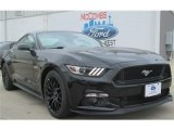 2015 Black Ford Mustang GT Premium Coupe #100229623