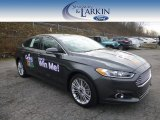2015 Magnetic Metallic Ford Fusion SE #100229693