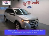 2014 Ingot Silver Ford Edge SEL #100229612