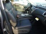 2015 Nissan Murano Platinum Front Seat