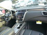 2015 Nissan Murano Platinum Dashboard