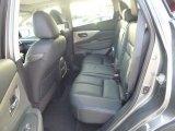 2015 Nissan Murano Platinum Rear Seat