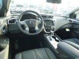 2015 Nissan Murano Platinum Graphite Interior