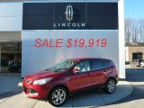 2013 Ruby Red Metallic Ford Escape SEL 2.0L EcoBoost 4WD #100229722