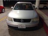 2000 Satin Silver Metallic Volkswagen Passat GLS 1.8T Sedan #100252312
