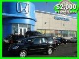 2006 Nighthawk Black Pearl Honda CR-V LX 4WD #10005462