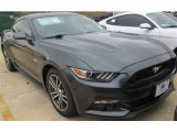 2015 Guard Metallic Ford Mustang GT Coupe #100260451