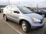 Glacier Blue Metallic Honda CR-V in 2009
