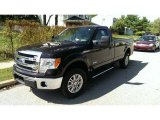 2013 Kodiak Brown Metallic Ford F150 XLT Regular Cab 4x4 #100260682