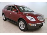 2010 Red Jewel Tintcoat Buick Enclave CXL #100260581