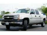 2007 Chevrolet Silverado 2500HD Classic LT Crew Cab Data, Info and Specs