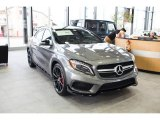 2015 Mercedes-Benz GLA 45 AMG 4Matic Front 3/4 View