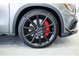 2015 Mercedes-Benz GLA 45 AMG 4Matic Wheel