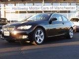 2008 Jet Black BMW 3 Series 328xi Coupe #100260554