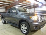 2012 Magnetic Gray Metallic Toyota Tundra Limited Double Cab 4x4 #100284449