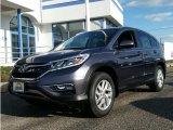 2015 Modern Steel Metallic Honda CR-V EX-L #100284528