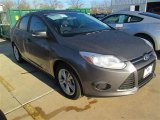 2014 Sterling Gray Ford Focus SE Sedan #100283904
