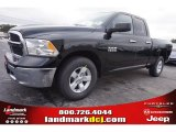 2015 Black Ram 1500 SLT Quad Cab #100284069