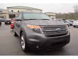 2014 Sterling Gray Ford Explorer Limited #100284227