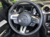 2015 Ford Mustang 50th Anniversary GT Coupe Steering Wheel