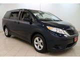 2012 South Pacific Pearl Toyota Sienna  #100284302