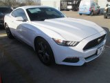 2015 Oxford White Ford Mustang EcoBoost Coupe #100327344