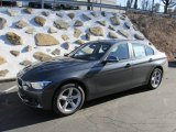 2015 Mineral Grey Metallic BMW 3 Series 328i xDrive Sedan #100327675