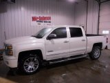 2015 Summit White Chevrolet Silverado 1500 High Country Crew Cab 4x4 #100327667