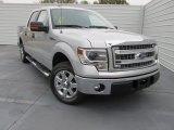 2014 Ingot Silver Ford F150 XLT SuperCrew #100327461