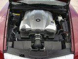 Cadillac XLR Engines