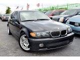 2004 Black Sapphire Metallic BMW 3 Series 330i Sedan #100365242