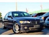 2003 Orient Blue Metallic BMW 3 Series 330i Sedan #100365241
