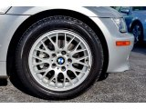 BMW Z3 2000 Wheels and Tires