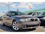 2006 Silver Grey Metallic BMW 3 Series 325i Coupe #100365210